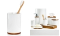 Hotel Collection CLOSEOUT! Century Toothbrush Holder, Created for Macy's