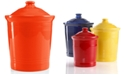 Fiesta Poppy 1 qt. Small Canister