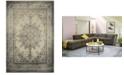 "JHB Design  Richmond Medallion Ivory/Grey 3'10"" x 5'5"" Area Rug"