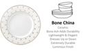 kate spade new york Larabee Road Gold  Bone China Salad Plate