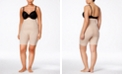 SPANX Women's  Thinstincts Plus Size Thinstincts High-Waisted Mid-Thigh Short 10006P
