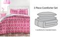 Ellison First Asia Chelsea 3-Pc. Reversible Comforter Sets