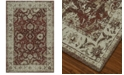 "Dalyn Mosaic Manor Paprika 3'3"" x 5'1"" Area Rug"