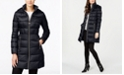 Michael Kors Petite Hooded Puffer Coat, Created for Macy's
