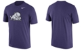 Nike Men's TCU Horned Frogs Legend Logo T-Shirt