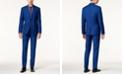 Bar III Men's Slim-Fit Cobalt Blue Suit Separates, Created for Macy's