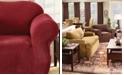 Sure Fit Stretch Pique 1-Piece Chair Slipcover