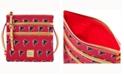 Dooney & Bourke Atlanta Falcons Triple-Zip Crossbody Bag
