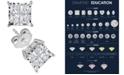 Macy's Diamond Quad Stud Earrings in 14k White Gold
