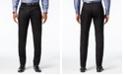 INC International Concepts I.N.C. Men's Deep Black Stretch Pants, Created for Macy's