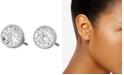 Macy's TruMiracle® Diamond Stud Earrings (3/4 ct. t.w.) in 14k White Gold