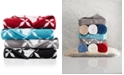 Charter Club  CLOSEOUT! Cotton Fashion Trellis Bath Towel Collection, Created for Macy's