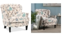 Noble House Gillen Club Chair