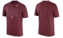 Nike Men's Alabama Crimson Tide Legend Verbiage T-Shirt