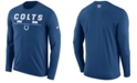 Nike Men's Indianapolis Colts Legend Staff Long Sleeve T-Shirt