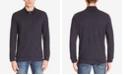 Hugo Boss BOSS Men's Reversible Full-Zip Cotton Sweater