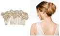 INC International Concepts INC Gold-Tone Pavé Vine Hair Comb, Created for Macy's