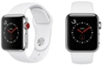 Apple Watch Series 3 Apple Watch Series 3 GPS + Cellular, 38mm Silver Aluminum Case with White Sport Band