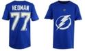 Outerstuff Victor Hedman Tampa Bay Lightning Player T-Shirt, Big Boys (8-20)