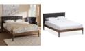 Furniture Jupiter Bed, Quick Ship
