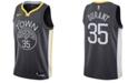 Nike Men's Kevin Durant Golden State Warriors Statement Swingman Jersey
