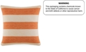 """Tommy Bahama Home Tommy Bahama Palmiers 18"""" x 18"""" Decorative Pillow"""