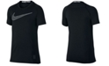 Nike Big Boys Pro Logo-Print T-Shirt