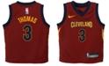 Nike Isaiah Thomas Cleveland Cavaliers Icon Swingman Jersey, Little Boys (4-7)