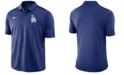 Nike Men's Los Angeles Dodgers Stripe Polo