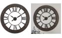 Uttermost 2-Pc. Ronan Wall Clock