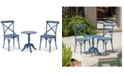 Noble House Natalie 3-Pc. Outdoor Chat Set
