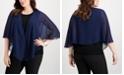 SL Fashions Plus Size Multi-Wear Shawl