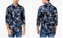 INC International Concepts I.N.C. Men's Floral Shirt, Created for Macy's