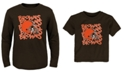 Outerstuff Cleveland Browns Graph Repeat T-Shirt, Toddler Boys (2T-4T)
