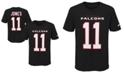 Nike Julio Jones Atlanta Falcons Pride Name & Number 3.0 T-Shirt, Big Boys (8-20)