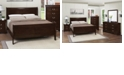 Coaster Home Furnishings Queensbridge Traditional Full Sleigh Bed