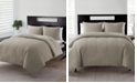 VCNY Home Nina 3-Piece Full/Queen Embossed Quilt Set