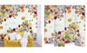 Deny Designs Iveta Abolina Emmaline 8'x8' Wall Mural