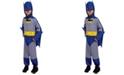 BuySeasons DC Comics Batman Brave and Bold Batman Baby and Toddler Boys and Girls Costume