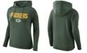 Nike Women's Green Bay Packers Club Pullover Hoodie