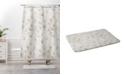 Deny Designs Holli Zollinger French Linen Anemone Bath Mat