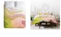 Deny Designs Iveta Abolina Papaya Boat Queen Duvet Set