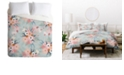 Deny Designs Iveta Abolina Ada Garden Twin Duvet Set
