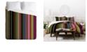 Deny Designs Iveta Abolina Bijou II Twin Duvet Set