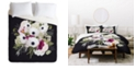 Deny Designs Iveta Abolina Antoinette Night Twin Duvet Set