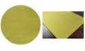 "Surya Mystique M-337 Lime 9'9"" Round Area Rug"