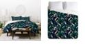 Deny Designs Holli Zollinger Adobo Jungle Twin Duvet Set