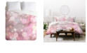 Deny Designs Iveta Abolina Pearl Cream King Duvet Set