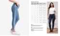 Levi's Limited 721 High-Rise Skinny Ankle Jeans, Created for Macy's