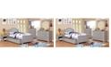 Furniture of America Poppy Transitional Nightstand